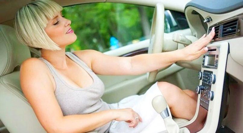 Cách bật điều hòa ô tô chuẩn nhất tốt cho sức khỏe