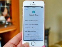 Cách sao lưu danh bạ iPhone lên iCloud