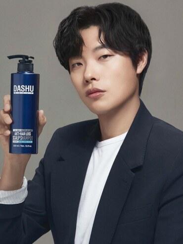 Dầu Gội Trị Rụng Tóc DASHU Dành Cho Nam –  Số 1 Hàn Quốc