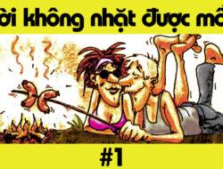 Cười nắc nẻ với 8 câu truyện cười hay nhất 😂😂😂