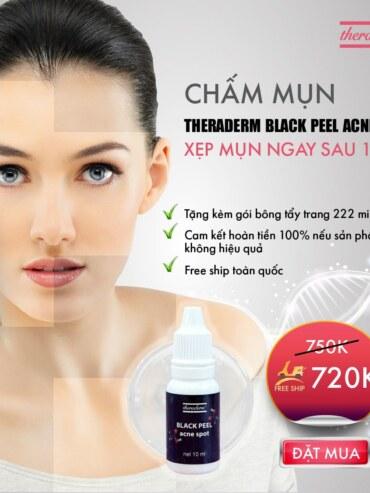Sản Phẩm Trị Mụn Hàn Quốc – Theraderm Serum