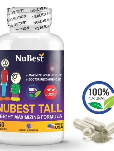 NuBest Tall – Sản Phẩm Tăng Chiều Cao Hoa Kỳ