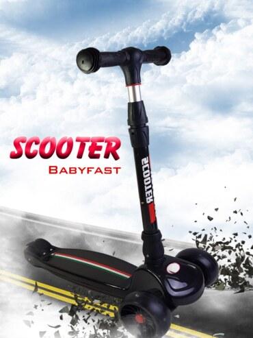 Scooter 3 bánh Babyfast – Phát sáng vĩnh cửu