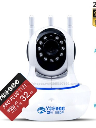 Camera Giá Rẻ Tốt Nhất – Yoosee IP Camera