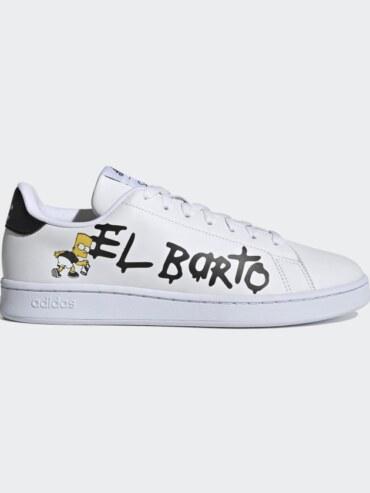 Giày Adidas Advantage The Simpsons