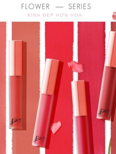 Son Bbia Last Velvet Lip Tint Version 4 – Flower Series