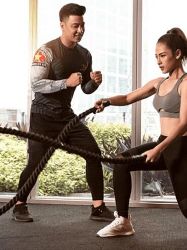 Trung tâm Gym phường 12 quận 5 – Califonia Fitness