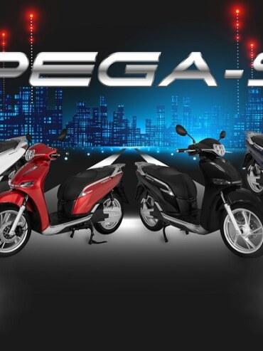 XE GA ĐIỆN PEGA S